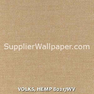 VOLKS, HEMP 80217WV
