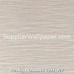 VOLKS, HOLLAND 80223WV