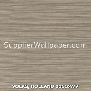 VOLKS, HOLLAND 80226WV