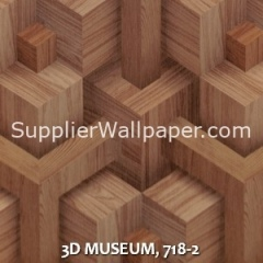 3D MUSEUM, 718-2