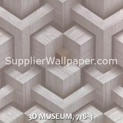 3D MUSEUM, 718-4