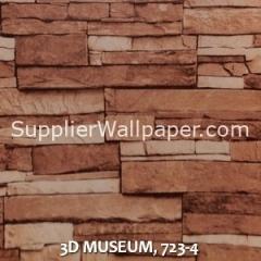 3D MUSEUM, 723-4