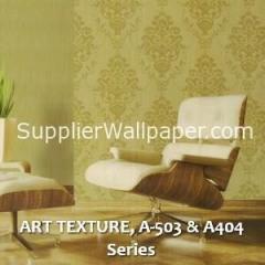 ART TEXTURE, A-503 & A404 Series