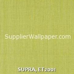 SUPRA, ET2001