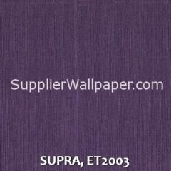 SUPRA, ET2003
