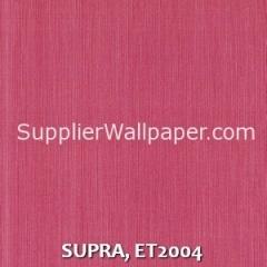 SUPRA, ET2004