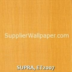 SUPRA, ET2007