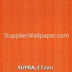 SUPRA, ET2011