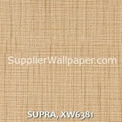 SUPRA, XW6381