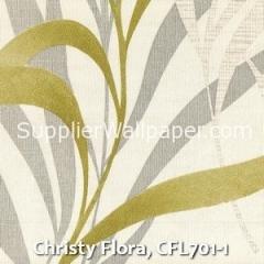 Christy Flora, CFL701-1