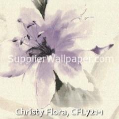 Christy Flora, CFL721-1