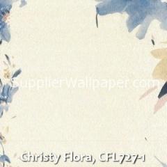 Christy Flora, CFL727-1