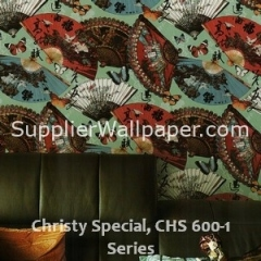 Christy Special, CHS 600-1 Series