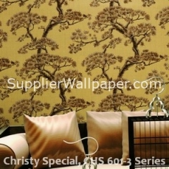 Christy Special, CHS 601-3 Series