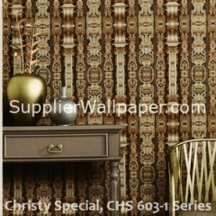 Christy Special, CHS 603-1 Series