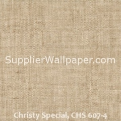 Christy Special, CHS 607-4