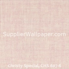 Christy Special, CHS 607-6