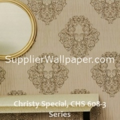 Christy Special, CHS 608-3 Series