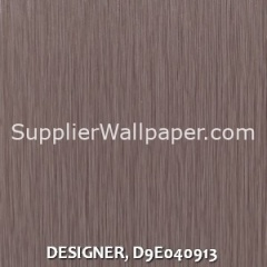 DESIGNER, D9E040913