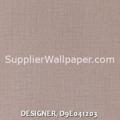 DESIGNER, D9E041203