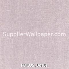 FOCUS, B0181