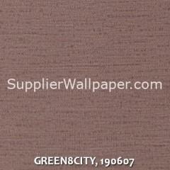 GREEN8CITY, 190607