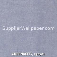 GREEN8CITY, 190701