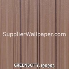 GREEN8CITY, 190905