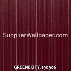 GREEN8CITY, 190906