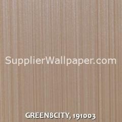 GREEN8CITY, 191003