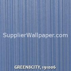 GREEN8CITY, 191006