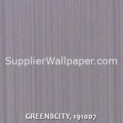 GREEN8CITY, 191007