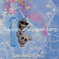 GREEN8CITY, 6652