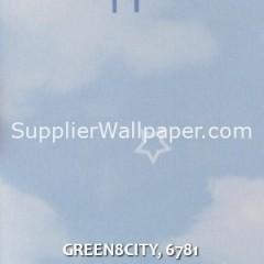 GREEN8CITY, 6781