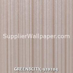 GREEN8CITY, 920204