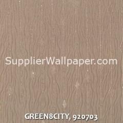 GREEN8CITY, 920703