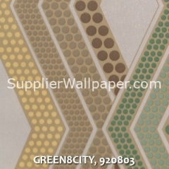 GREEN8CITY, 920803