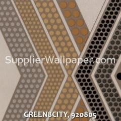 GREEN8CITY, 920805