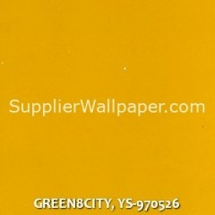 GREEN8CITY, YS-970526