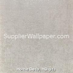 Home Deco, HD 9-12