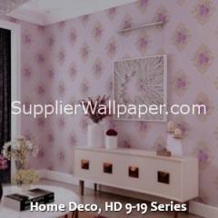Home Deco, HD 9-19 Series