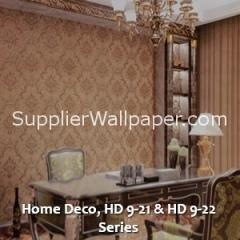 Home Deco, HD 9-21 & HD 9-22 Series