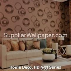 Home Deco, HD 9-33 Series