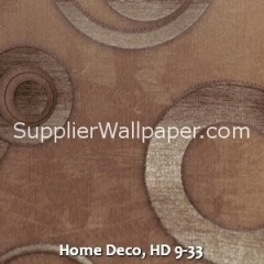 Home Deco, HD 9-33