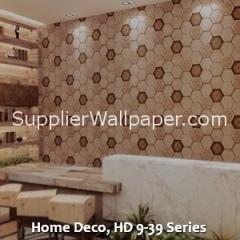 Home Deco, HD 9-39 Series