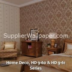 Home Deco, HD 9-60 & HD 9-61 Series