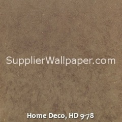 Home Deco, HD 9-78