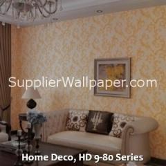 Home Deco, HD 9-80 Series