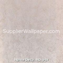 Home Deco, HD 9-81