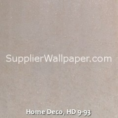 Home Deco, HD 9-93